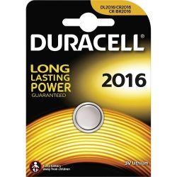 Piles DURACELL CR2016 DL2016