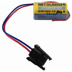 La batterie au Lithium de Mitsubishi ER17330V