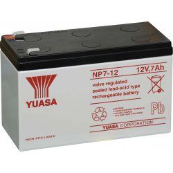 12V 7A YUASA batterie au plomb