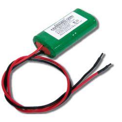 600mah batterie 4.8V