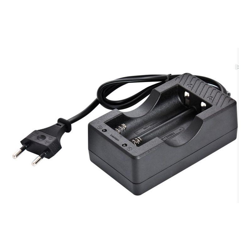 Chargeur pour batterie lithium 18650 500 mAh