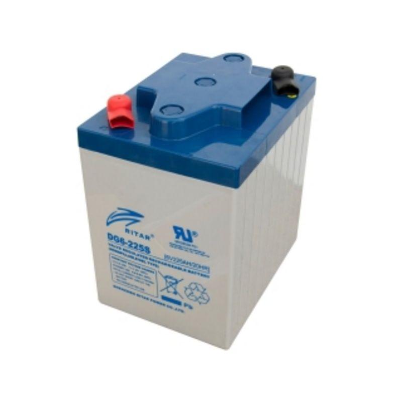 Batterie GEL 6V 225A Ritar