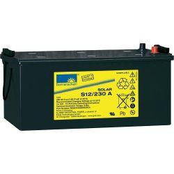 Batterie de 12V 230 Ah Sonnenschein