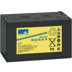 Batterie 12V 6,6 Ah Sonnenschein