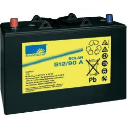 Batterie Sonnenschein12V 90Ah