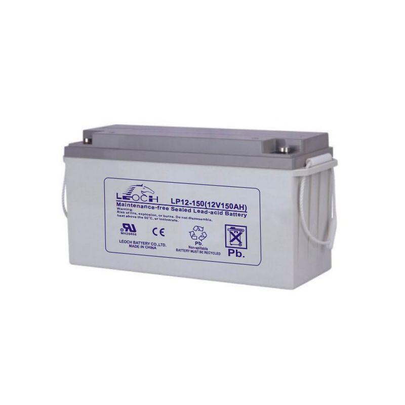 Batterie au plomb 12V 150 ah