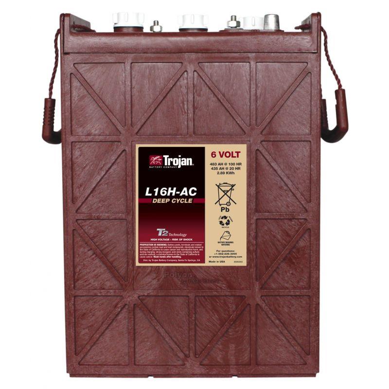 Batterie de Troie L16H-AC