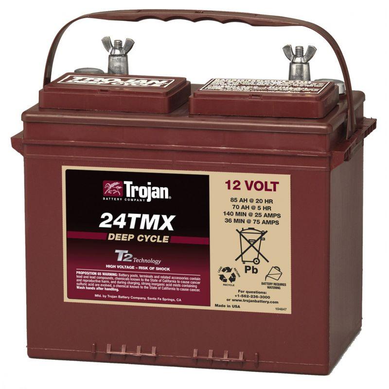 Batterie de Troie 24TMX