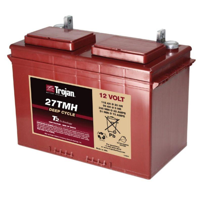 Batterie de Troie 27TMH