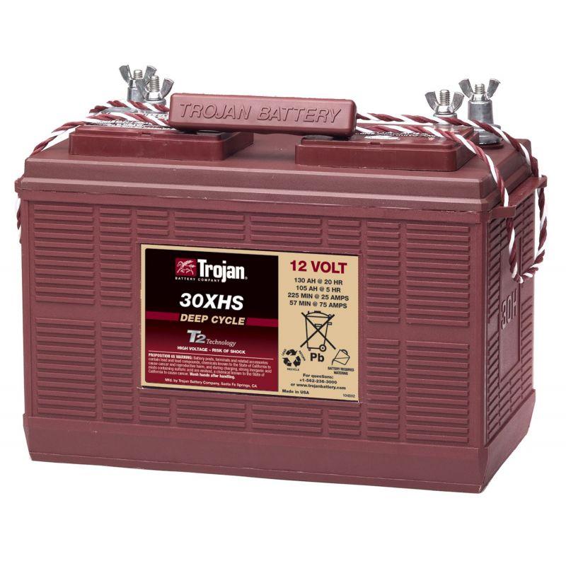 Batterie de Troie 30XHS
