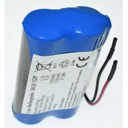 Pack de Batteries au Lithium 18650 3.7 V 5200mAh