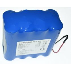 Pack de Batteries au Lithium 18650 14.8 V 5200mAh