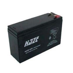 Batterie au plomb 12V 6A