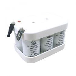 Batterie Lumières d'urgence 6V 4000mah flasco