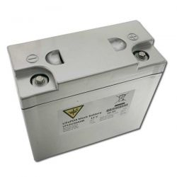 Batterie LiFePO4 12V 22Ah avec bluetooth