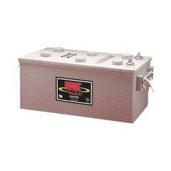 Une batterie à GEL MC 12V 173Ah