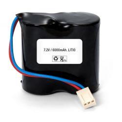 Batterie 7,2 V 6000mAh