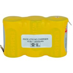 Batterie au Lithium 10,8 V 19000mAh