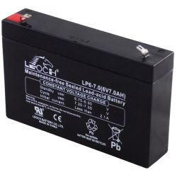 Batterie plomb 6V 7.2A