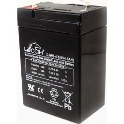 Batterie plomb 6V 4.5A