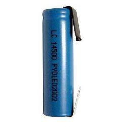 Batterie Lithium IRC14500 750mAh