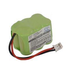 Batería recargable 7.2V 250mAh Ni-Mh
