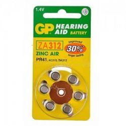 Piles auditives GP...