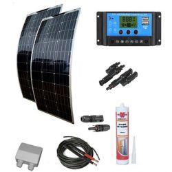 KIt solaire 300W caravaning Comme