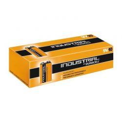 Duracell piles Industrielles LR61 9V Boîte de 10