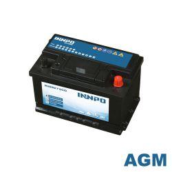 Batterie Marine INNPO AGM 70Ah