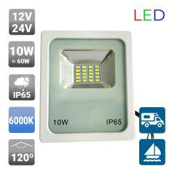 Proyector exterior SMD 12/24V 10W