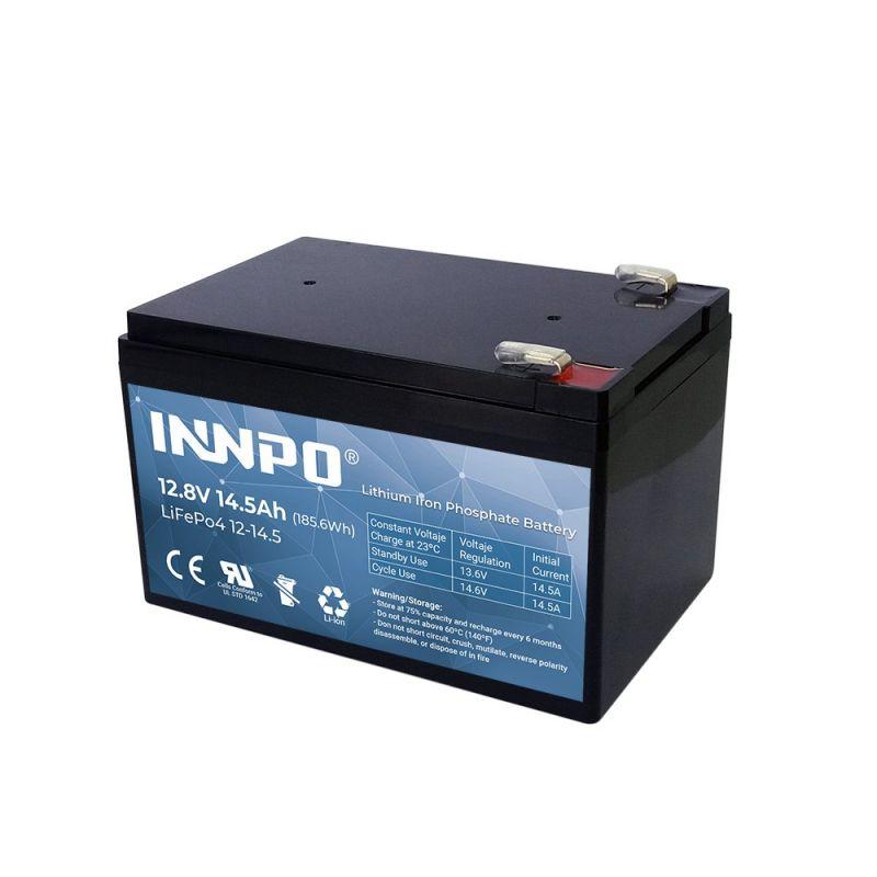 Batterie LiFePO4 12V 14.5 Ah
