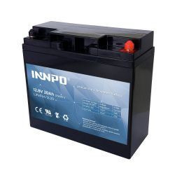 Batterie LiFePO4 12V 20Ah