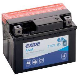 Exide AGM ETX4L-BS