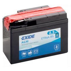 Exide AGM ETR4A-BS