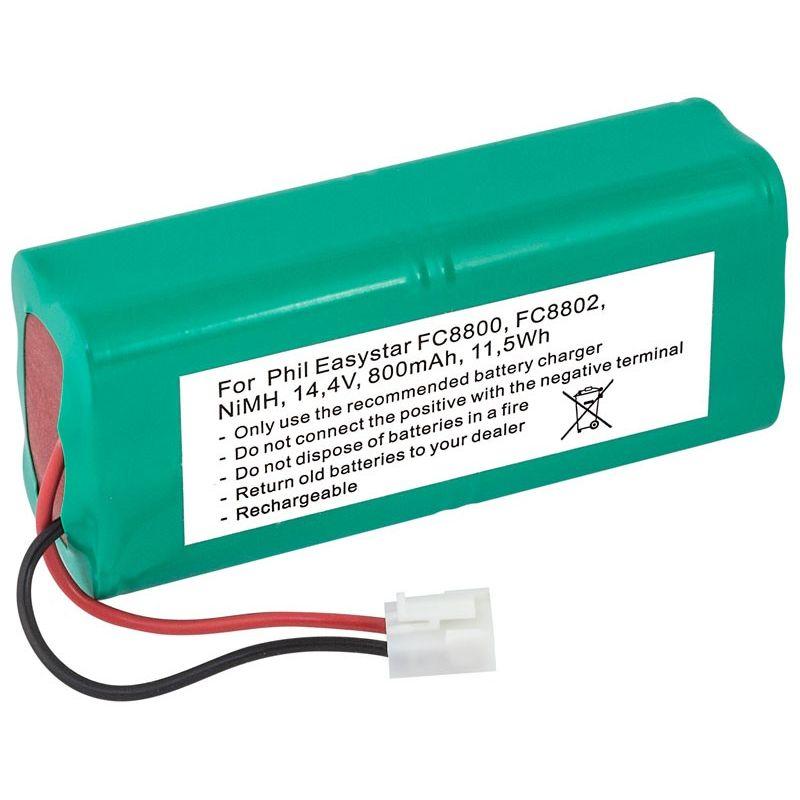 Philips Easystar FC8800 14,4 V 800mAh