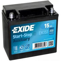 Exide Auxiliar EK151