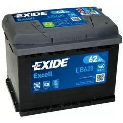 Batterie Exide Excell EB620