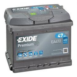 Batterie Exide Premium EA472