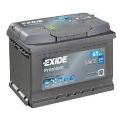 Batterie Exide Premium EA612
