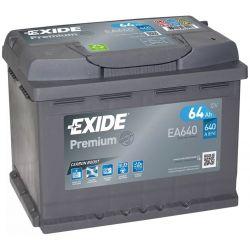 Batterie Exide Premium EA640