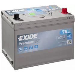 Batterie Exide Premium EA754