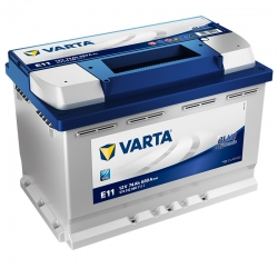 Batterie Varta E11 74Ah