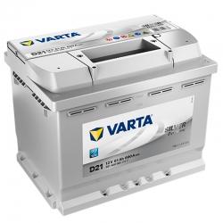 Batterie Varta D21 61Ah