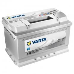 Batterie Varta E38 74Ah