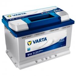 Batterie Varta E12 74Ah