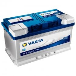Batterie Varta F17 80Ah