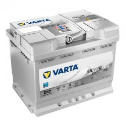 Batterie Varta D52 60Ah