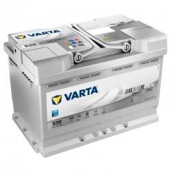 Batterie Varta E39 70Ah