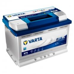 Batterie Varta N70 70Ah